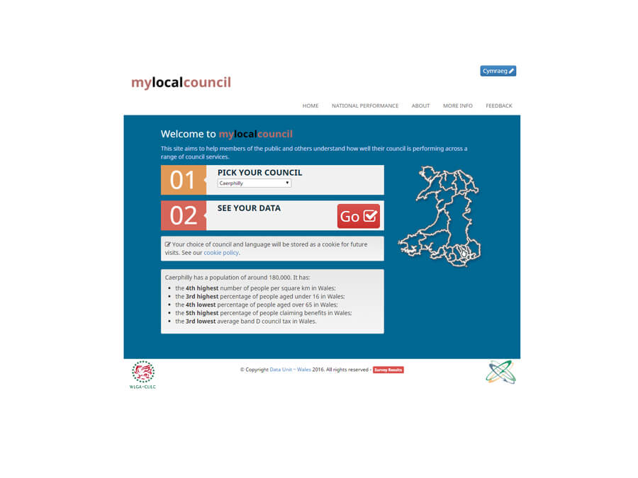 myLocalCouncil screenshot